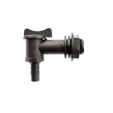 Plastic Water Butt Tap with Lever - 54015340